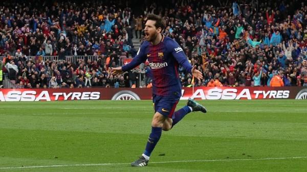 Simeone: Andai Messi Berseragam Atletico