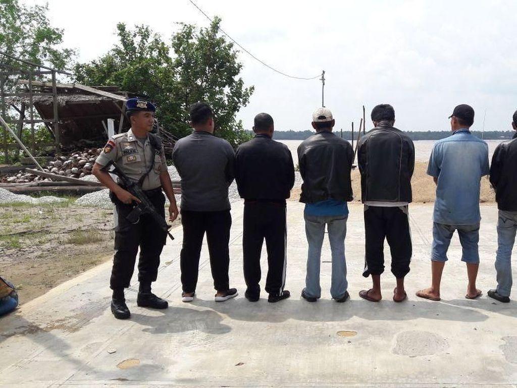 Penyelundup Baby Lobster Bernilai Miliaran Rupiah di Riau Dibekuk