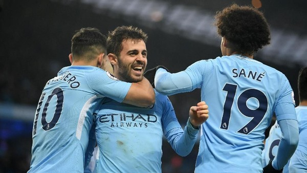 City Selangkah Lebih Dekat dengan Gelar Juara