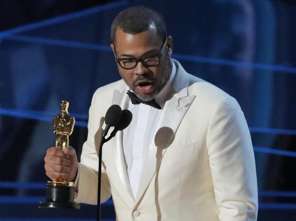 Naskah Get Out Menang di Oscar 2018