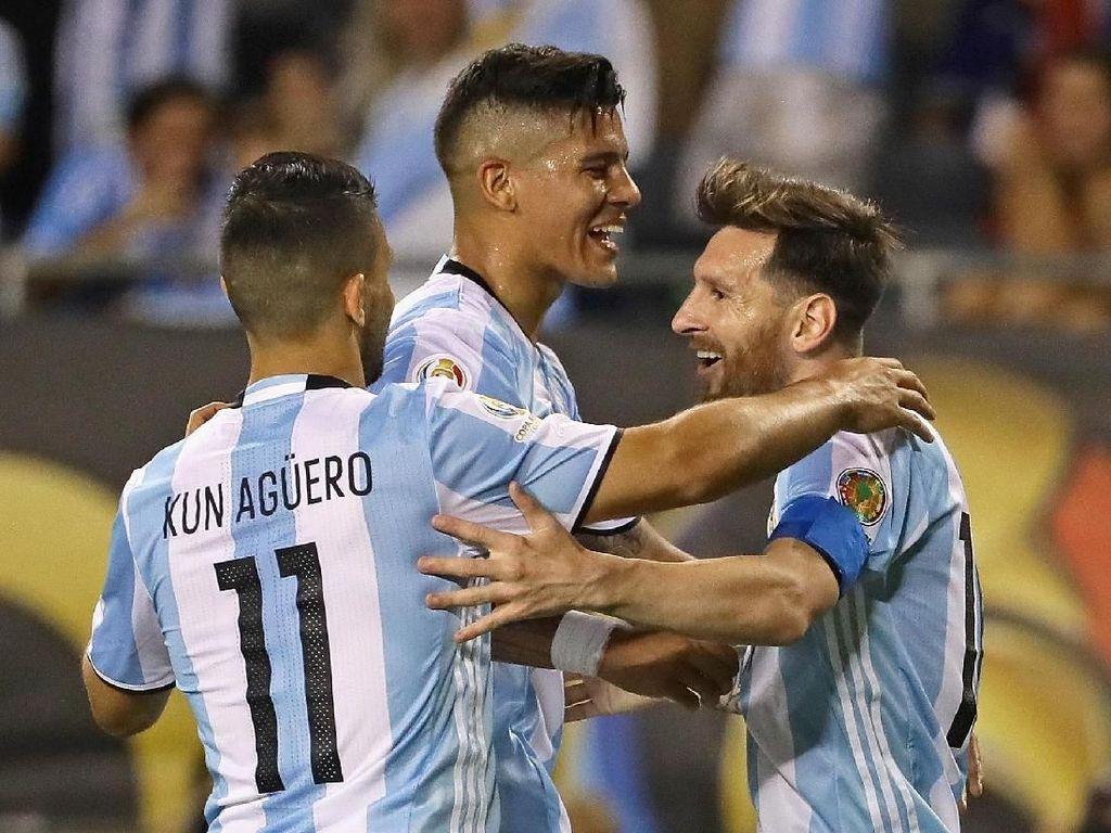 Messi: Argentina Bukan Favorit di Piala Dunia 2018