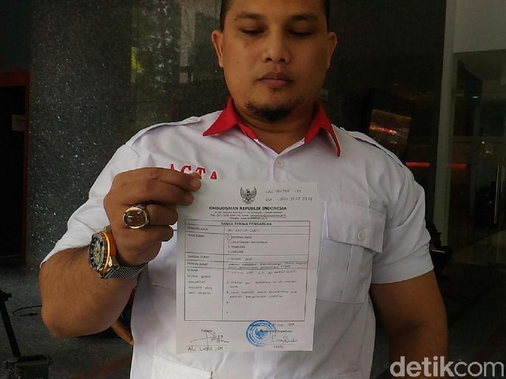 Laporkan Pertemuan PSI-Jokowi ke ORI, ACTA: Ada Dugaan Maladministrasi