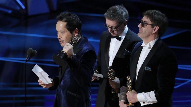 Live Update: Daftar Lengkap Pemenang Oscar 2018