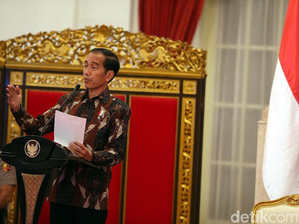 Begini Jokowi 5 Tahun Lalu: Setor Nama ke KPK Sebelum Angkat Menteri