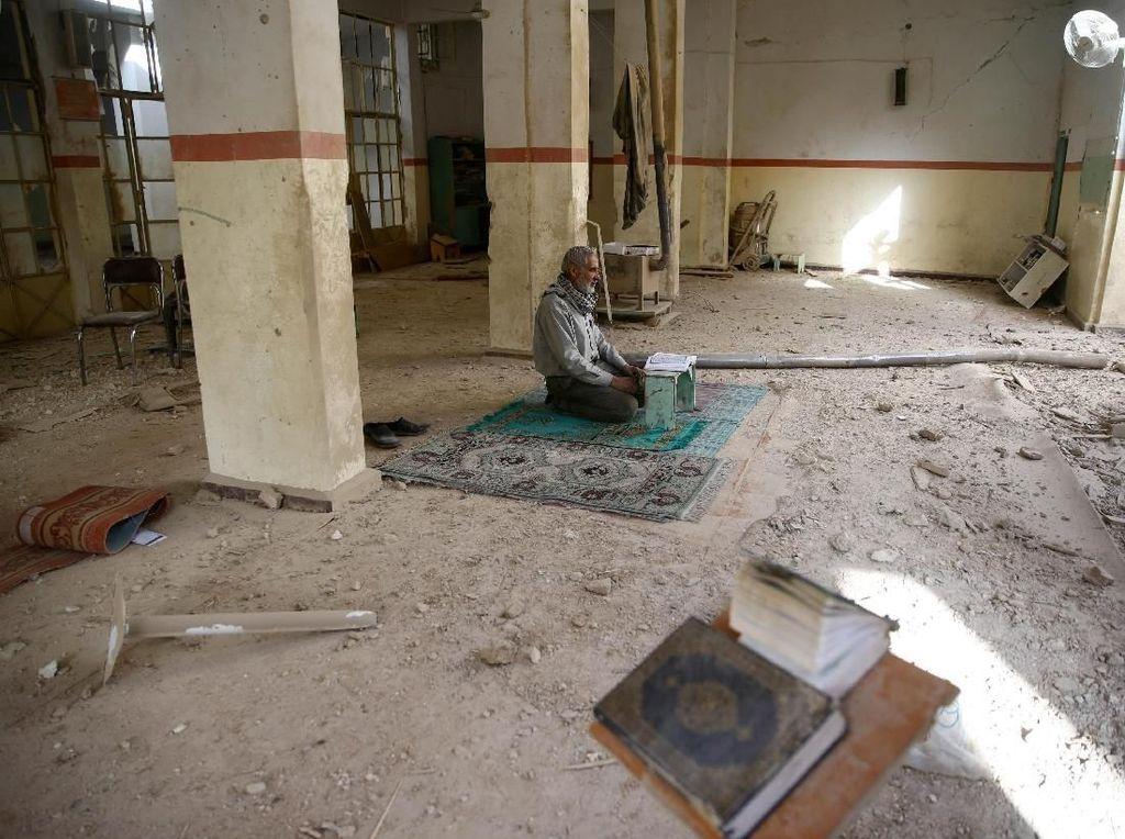 Jeda Kemanusiaan di Ghouta Hanya Omong Kosong