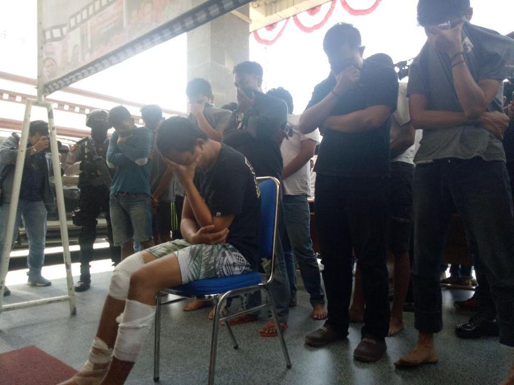Todongkan Senpi ke Polisi, 2 Bandar Narkoba Ditembak