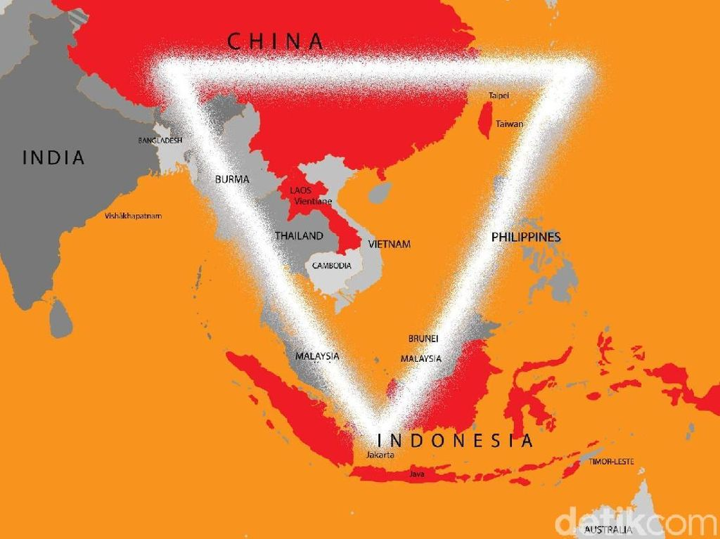 Indonesia dan Segitiga Emas Narkoba