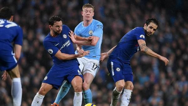 Main Amat Defensif Lawan City, Chelsea Sudah Lakukan Kejahatan terhadap Sepakbola