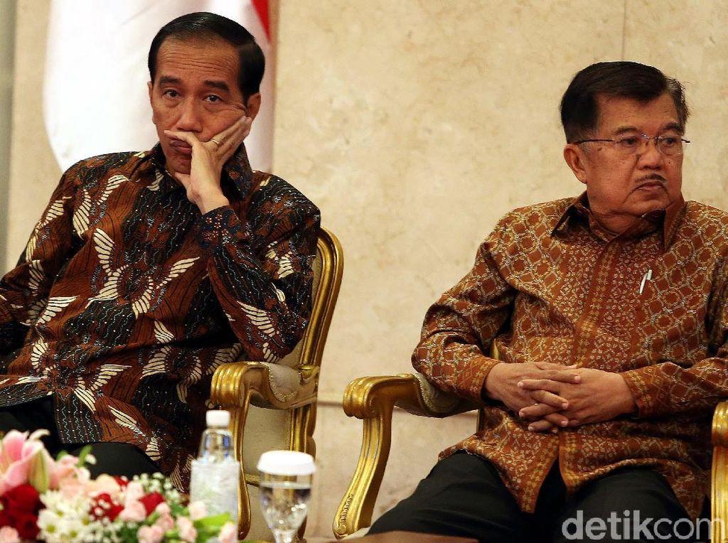 Tantangan Berat Jokowi di Tahun Politik