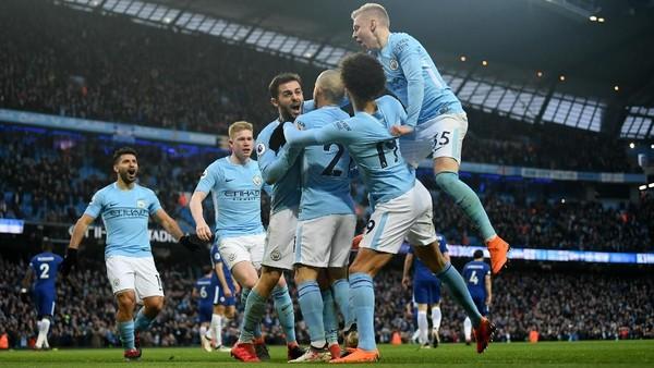 Dominan, City Atasi Chelsea 1-0