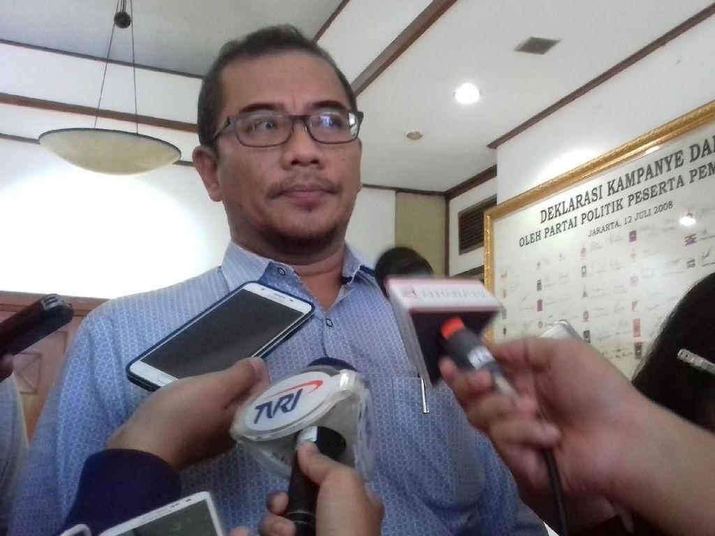 BPN Rilis Dugaan Penyimpangan Pemilu, KPU: Buka-bukaan di Rekapitulasi Saja