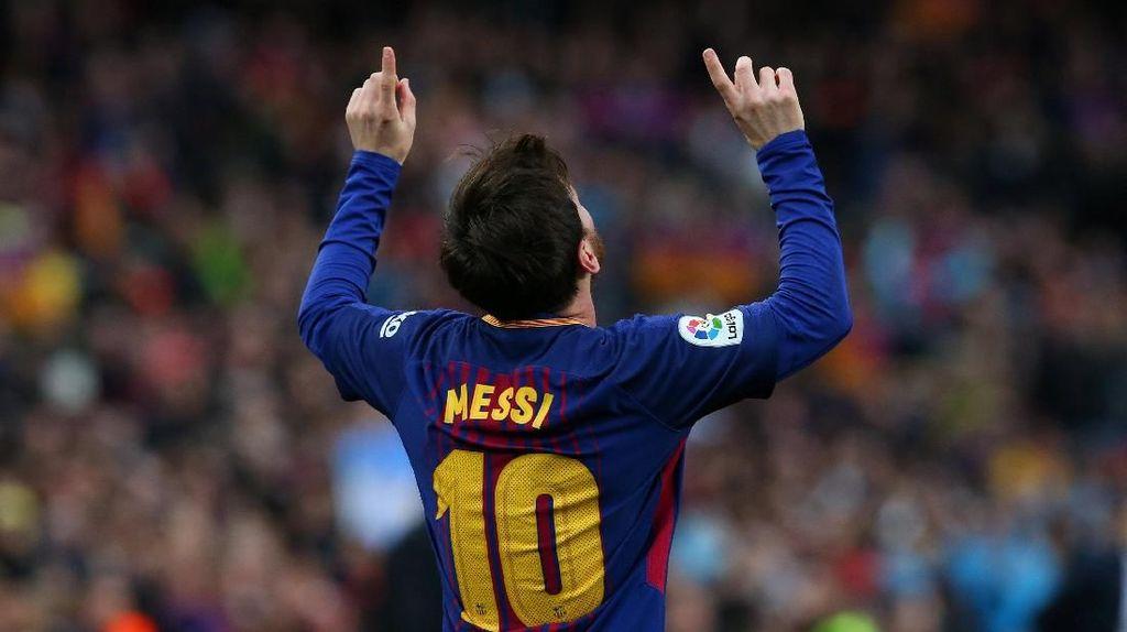 600 Gol Messi: Bola-Bola Mati, Peran Dani Alves, dan Fakta Lainnya