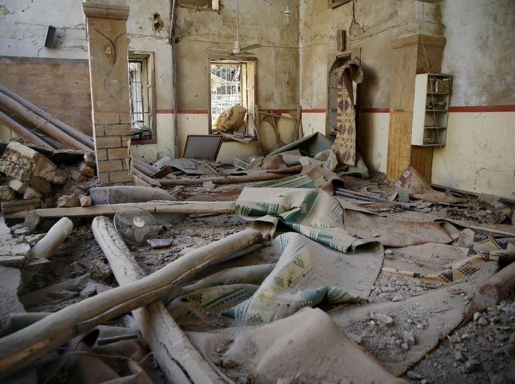 Rusia Ancam Lakukan Serangan Balasan Jika AS Serang Suriah