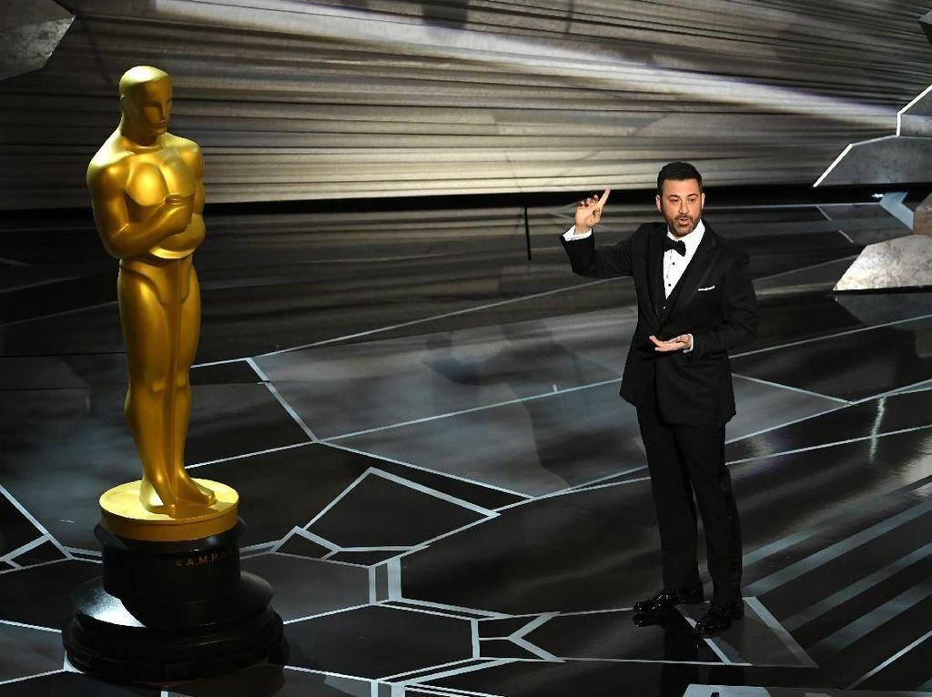 Jimmy Kimmel: Black Panther Jadi Penghambat Oscar