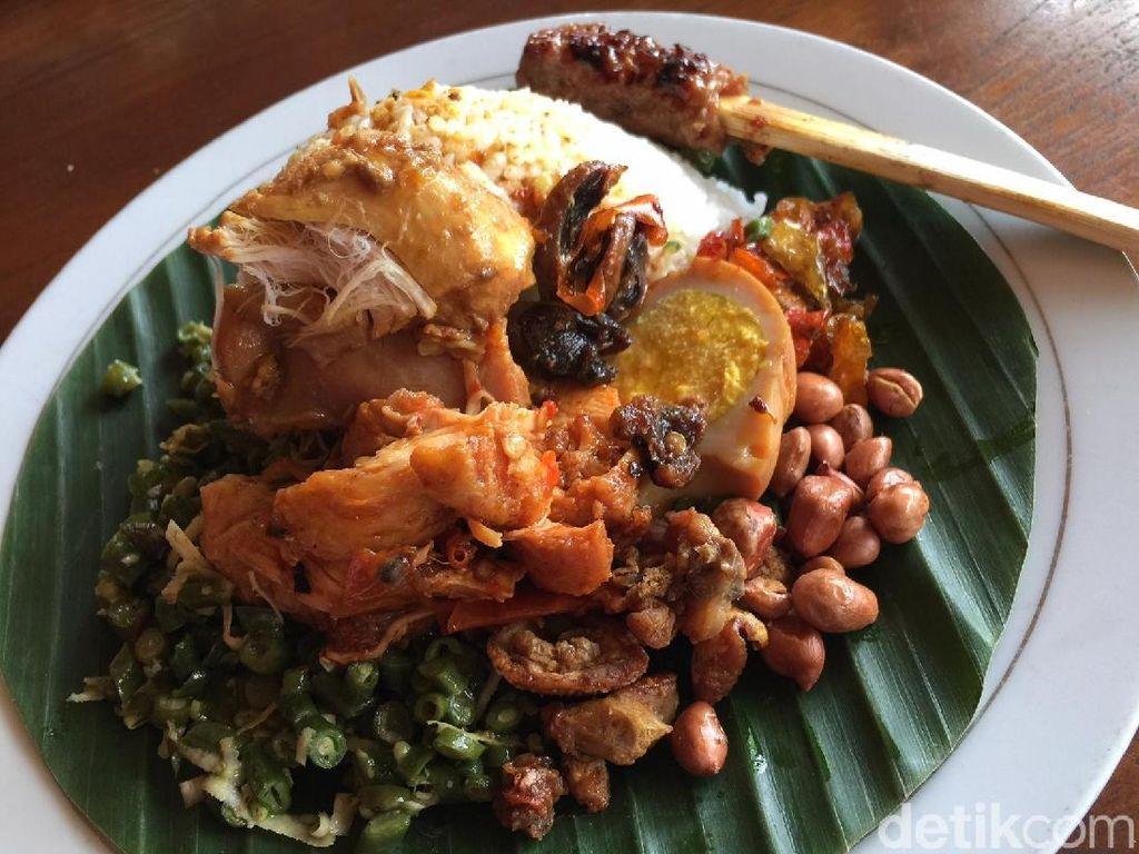 Ayam Garang Asem Kadewatan yang Selalu Bikin Kangen