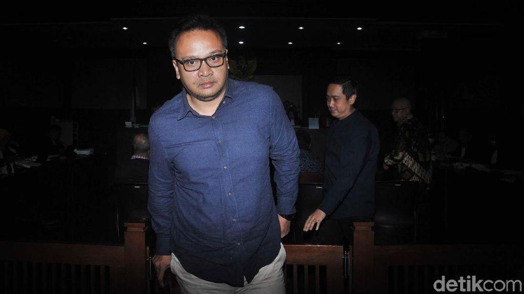 Keponakan Novanto Bersaksi untuk Kasus e-KTP