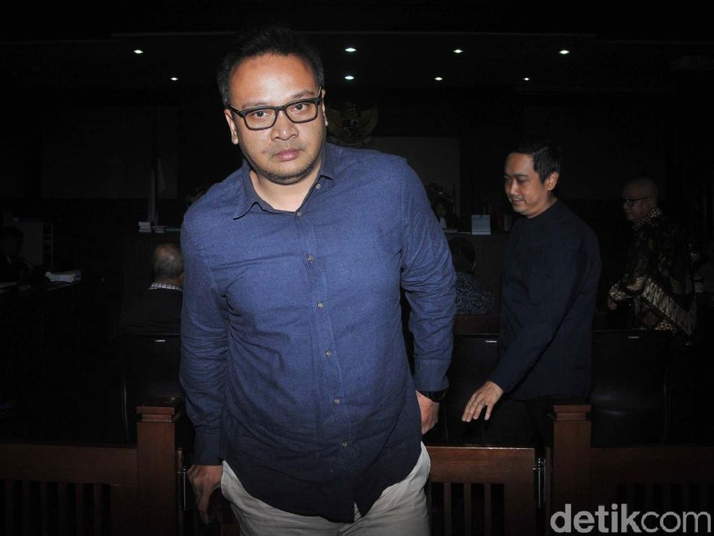 Jaksa KPK Tolak Pengajuan Justice Collaborator Ponakan Novanto