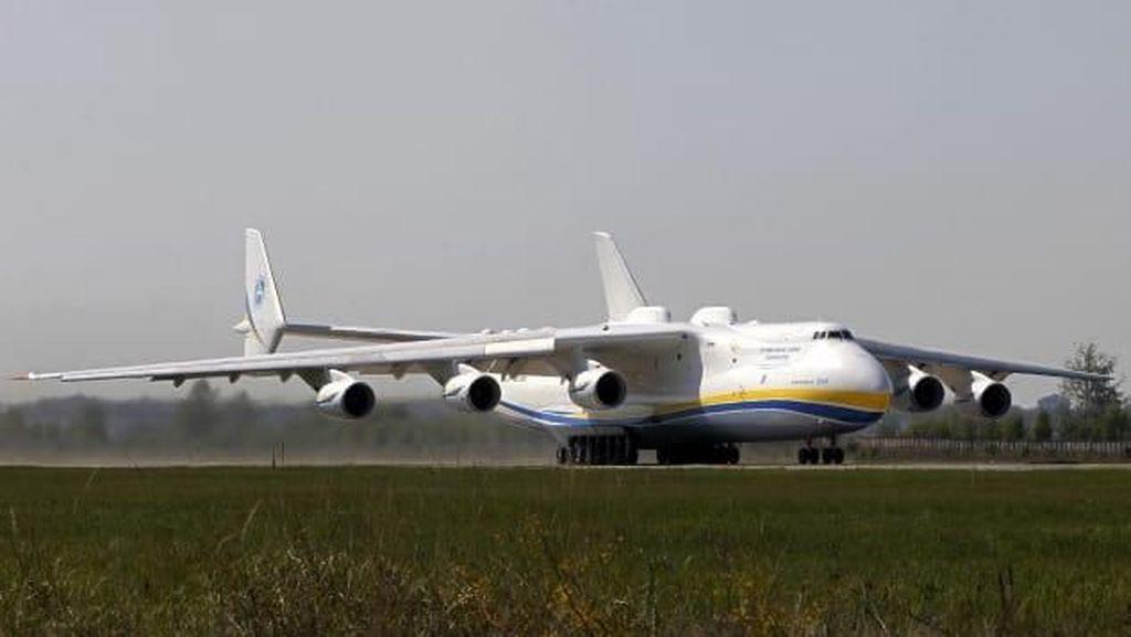 Foto: Beginilah Pesawat Kargo Terbesar di Dunia