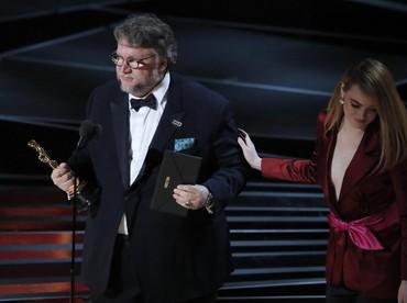Sebelumnya ia berhasil membawa pulang piala lewat kategori Best Director. REUTERS/Lucas Jackson.