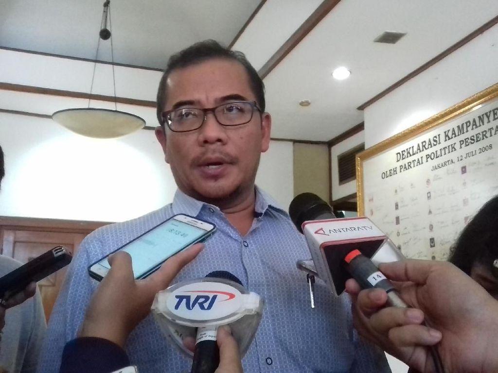Dipolisikan PKPI, Komisioner KPU Hasyim: Saya Tanggung Jawab