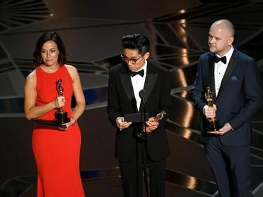Menang Piala Oscar 2018, Kazuhiro Tsuji Tak Ingin Dianggap Orang Asia