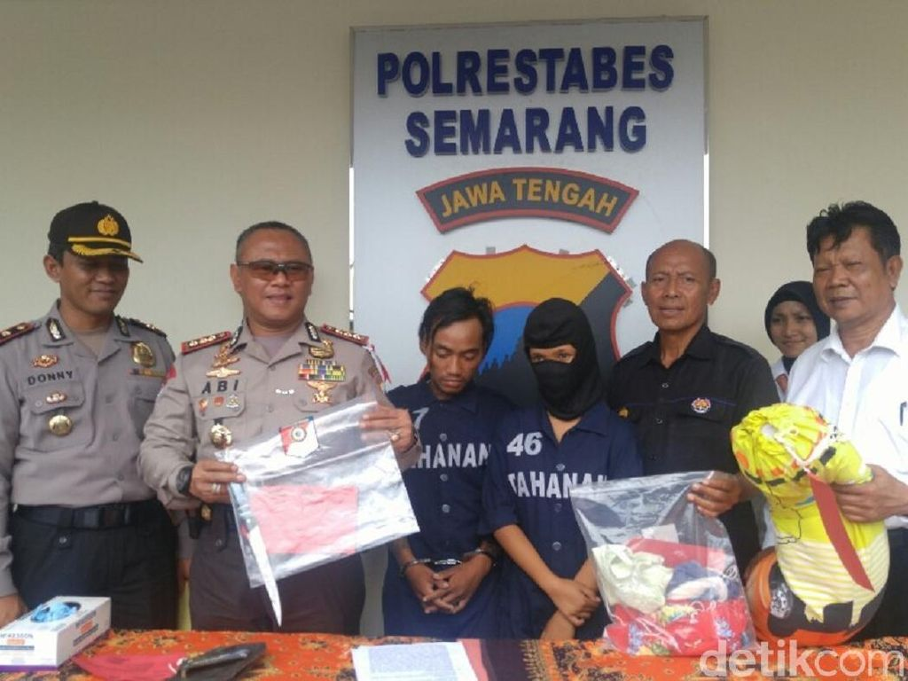 Pembunuhan Ibu Rumah Tangga di Semarang Diotaki Bocah 15 Tahun
