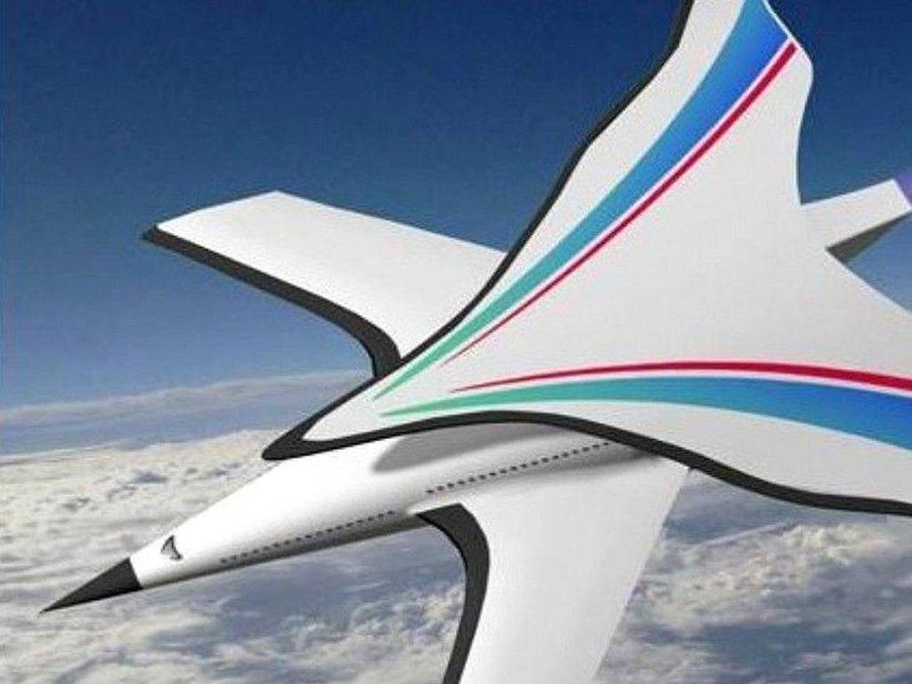 China Akan Rancang Pesawat Hipersonik, Beijing-New York Hanya 2 Jam