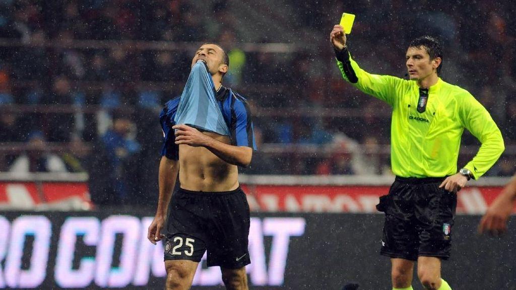 Deretan Pemain yang Paling Banyak Diganjar Kartu di Liga Champions