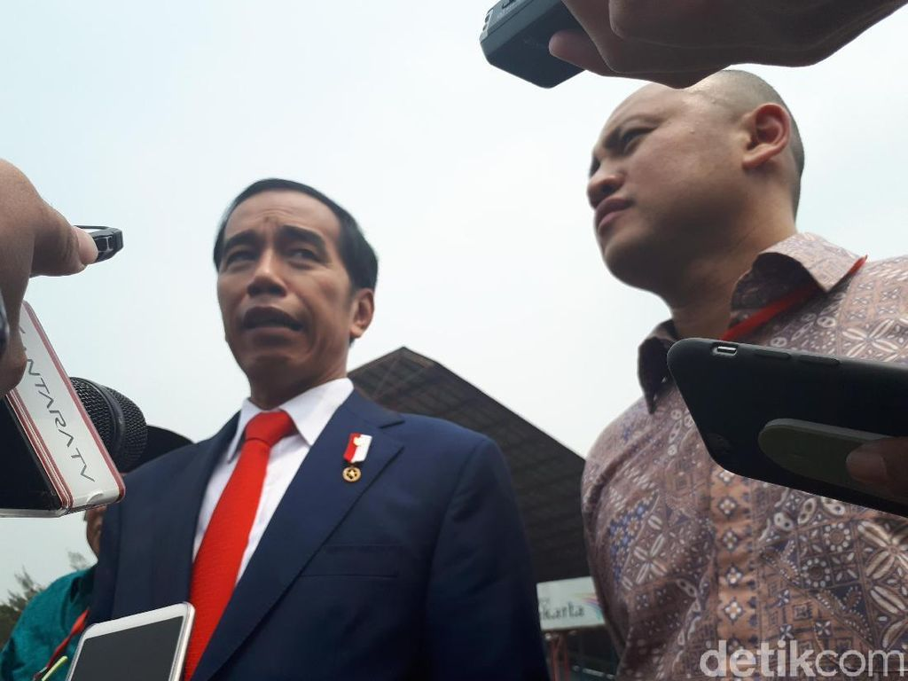 Marak Isu Hoax, Jokowi: Saya Perintahkan Kapolri Tindak Tegas