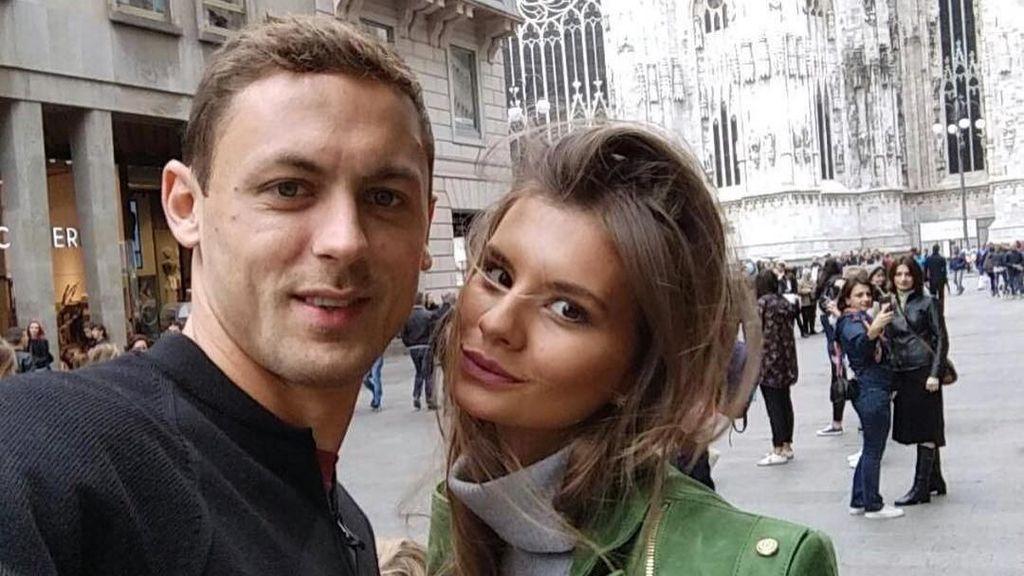 Foto: Liburannya Si Istri Cantik Nemanja Matic