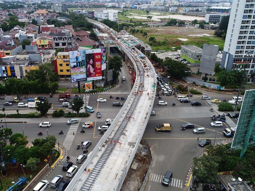 Jakpro Jamin LRT Jakarta Bisa Dipakai Asian Games