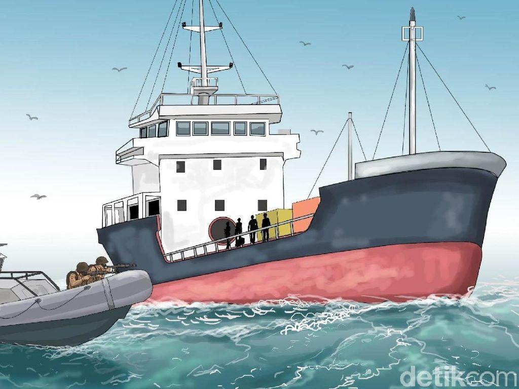 Cerita Penangkapan Maling Ikan yang Diintervensi Pasukan Malaysia