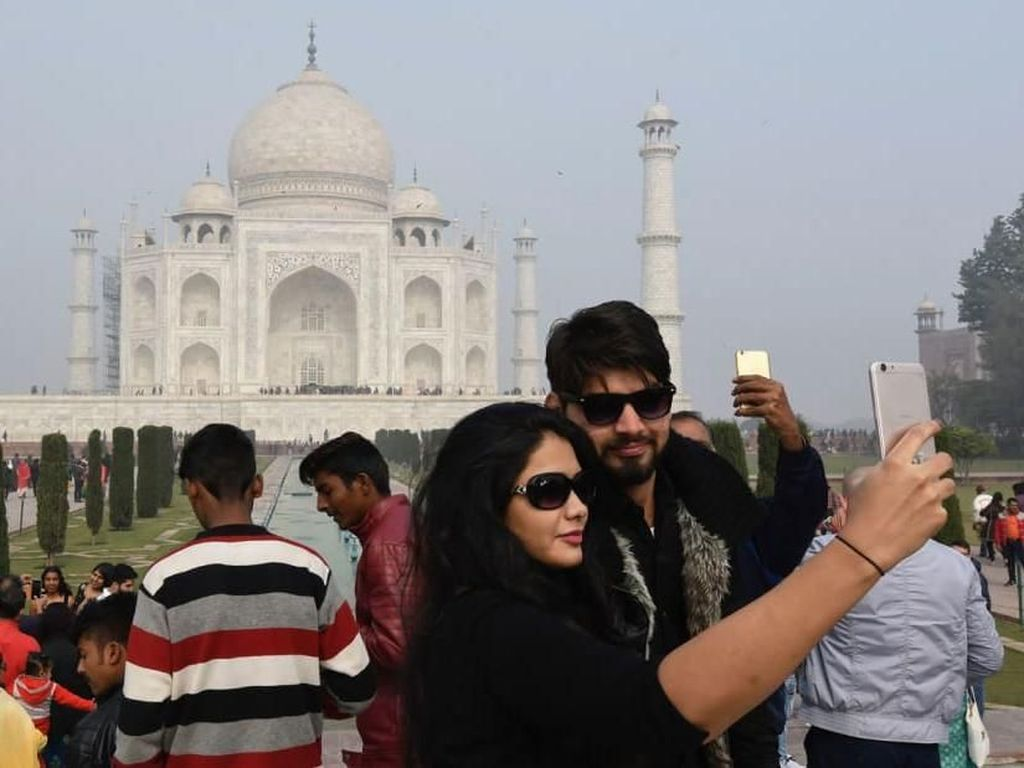 Kunjungan ke Taj Mahal Akan Dibatasi, Cuma 3 Jam Dalam Sehari