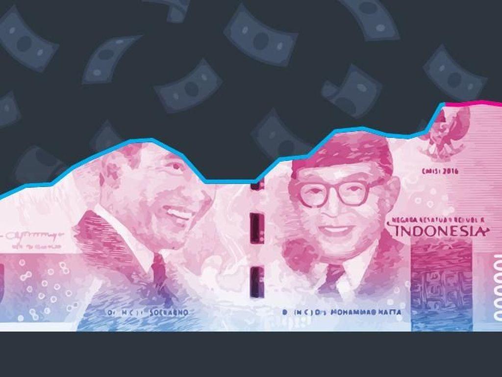 The Fed Naikkan Suku Bunga, Dolar AS Meroket ke Rp 14.510