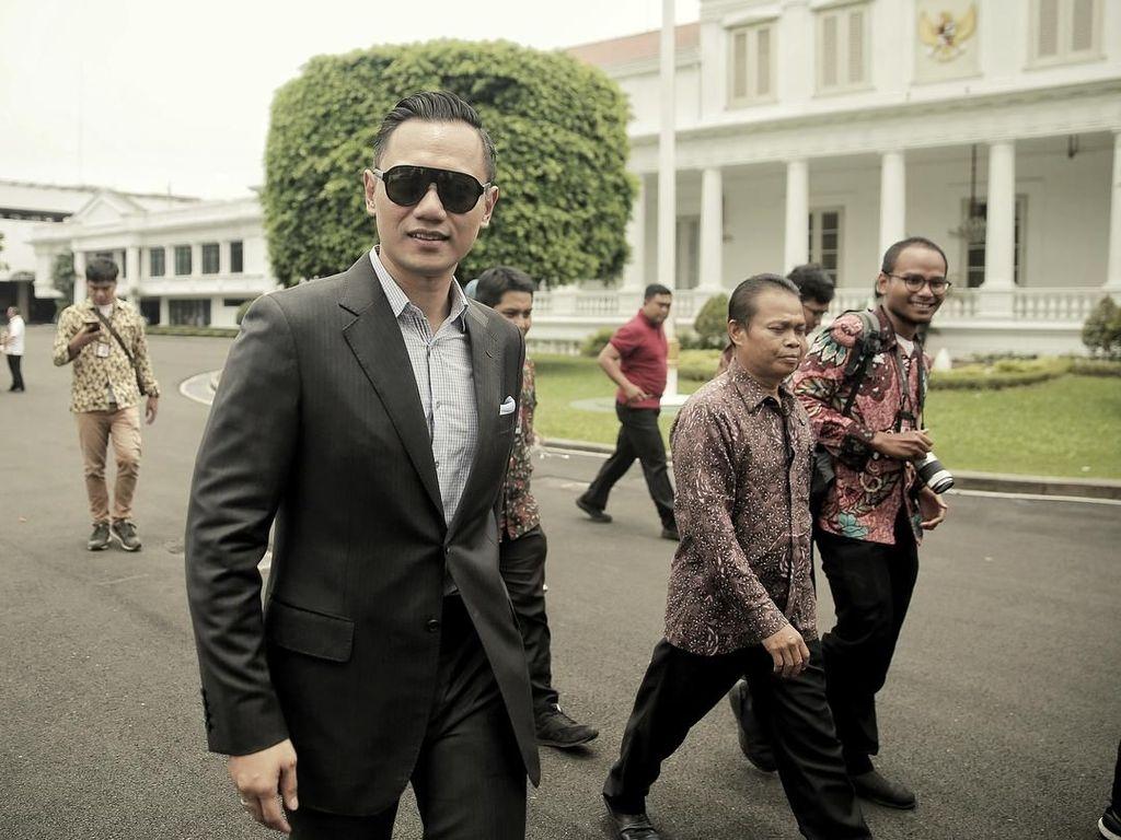 PD: AHY Diundang Jokowi, Ini Silaturahmi Kebangsaan