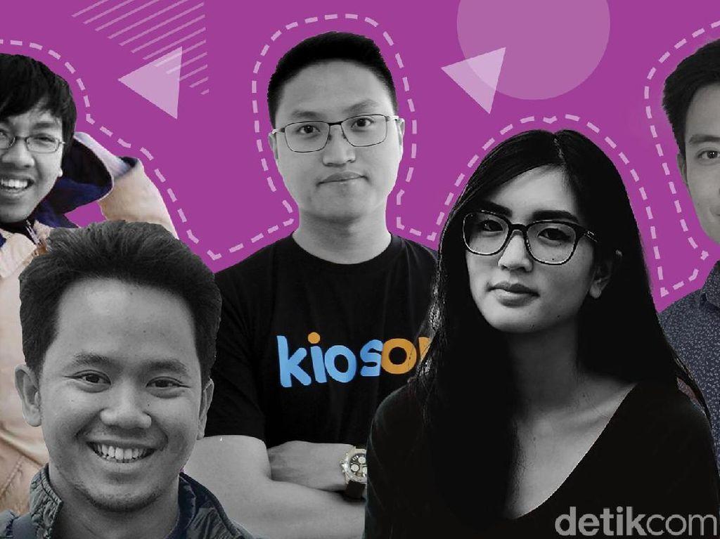 Lima Anak Muda Ini Pulang Kampung Demi Bangun Indonesia