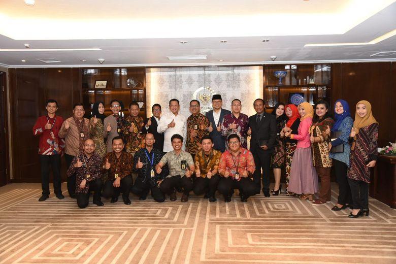 Pimpinan DPR Dorong Wakil Rakyat Lapor SPT Pajak