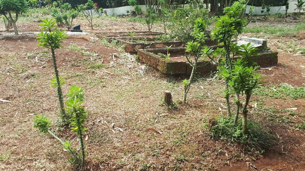 Ini Makam Keramat yang Bikin Warga Tolak Tol Serpong-Balaraja
