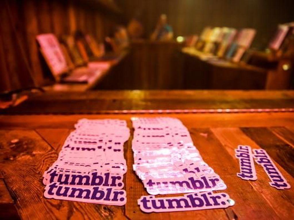 Nasib Tumblr Tak Jelas, Mau Dijual Verizon tapi Belum Laku