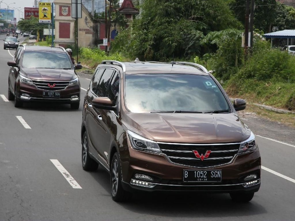 Main di Tanjakan Bareng Wuling Cortez, MPV Pesaing Innova