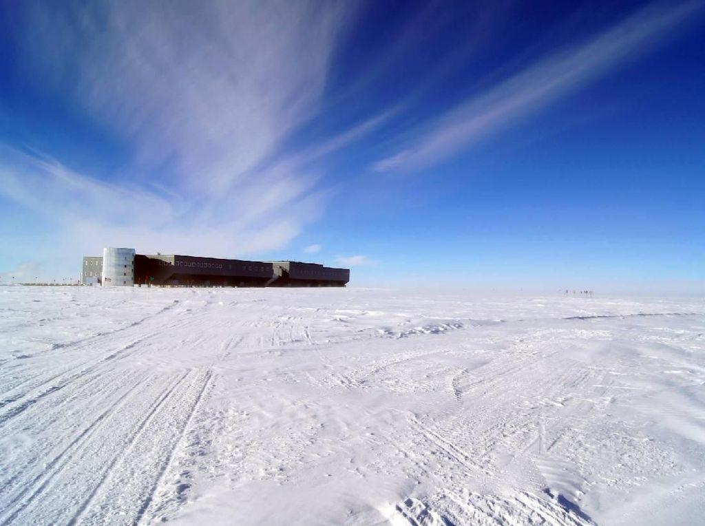 Foto: Lihatlah Tempat Penelitian Terpencil di Kutub Selatan