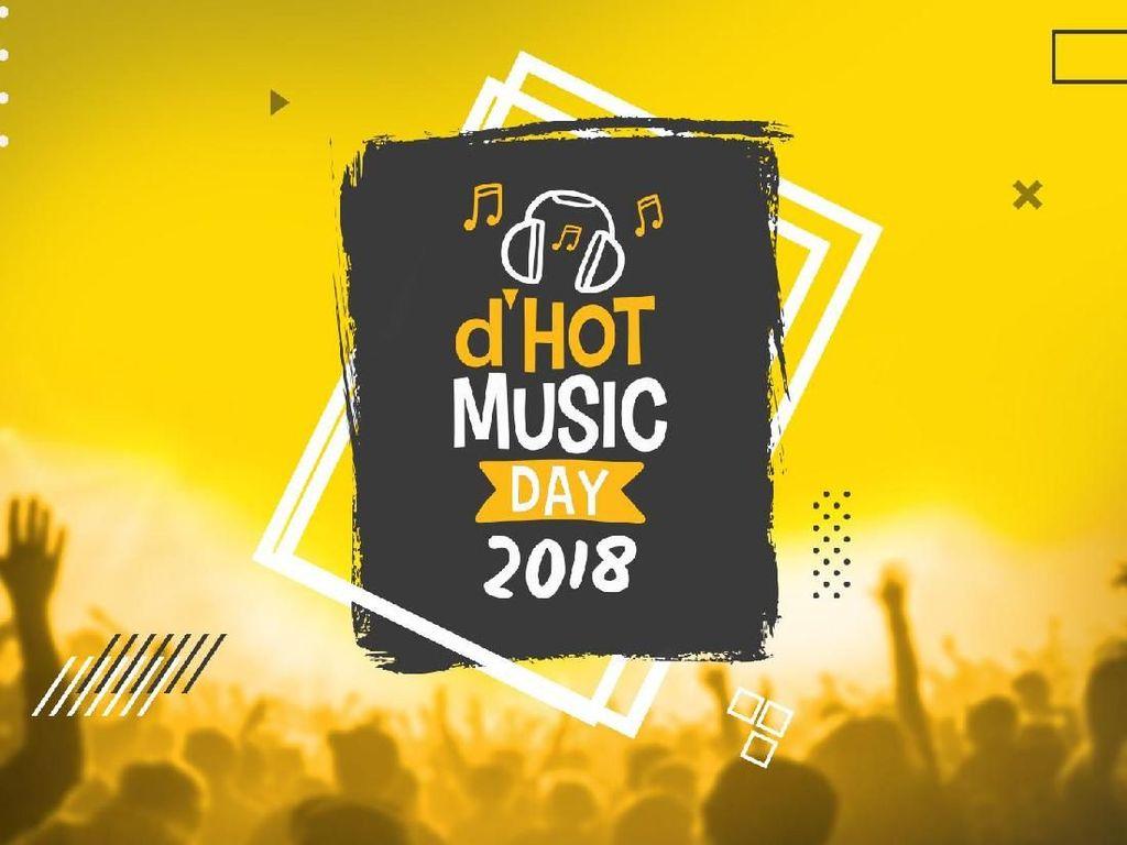 Gengs! Kamu Diundang Rayakan Hari Musik Nasional Bareng 25 Musisi