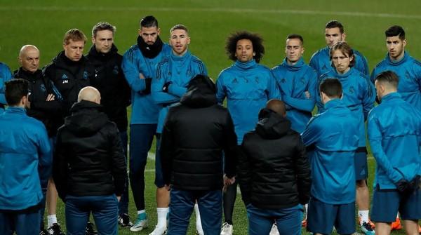Teror Ultras PSG untuk Real Madrid