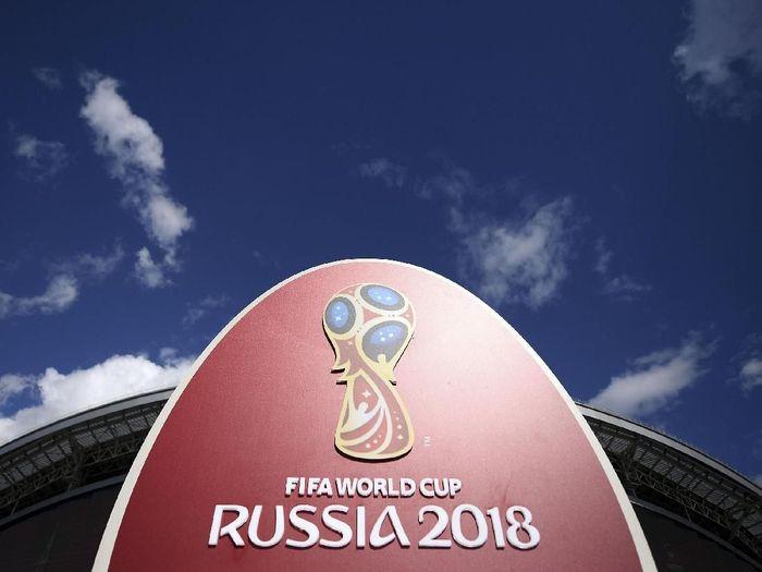 Trans TV, Trans7, dan TRansvision adalah pemegang hak resmi tayangan Piala Dunia 2018 di Indonesia (AFP PHOTO / FRANCK FIFE)