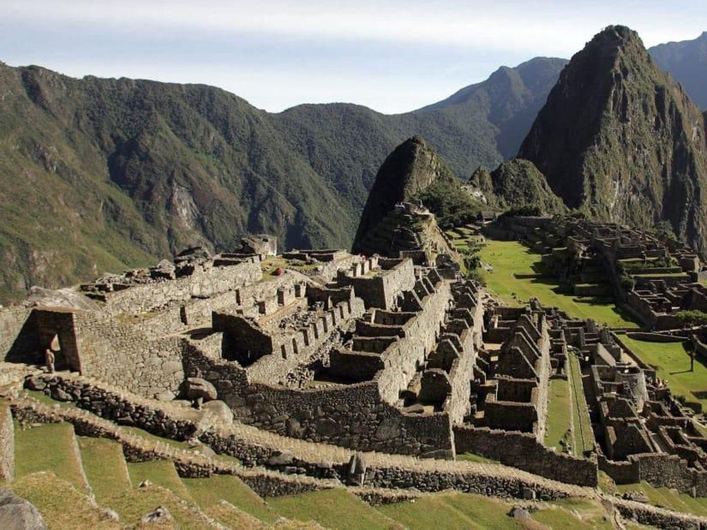 Buka di Bulan Juli, Machu Picchu Pangkas Jumlah Pengunjung