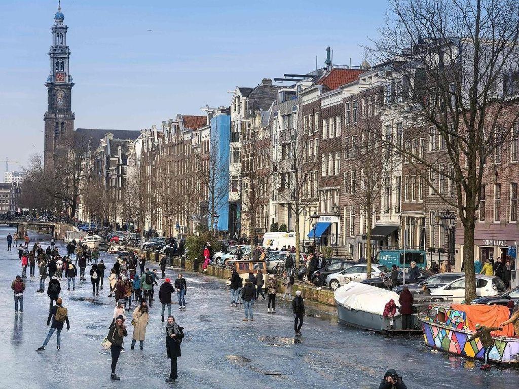 8 Kota di Eropa Paling Mahal Dikunjungi