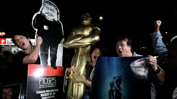 Meksiko Rayakan Kemenangan Besar di Oscar 2018