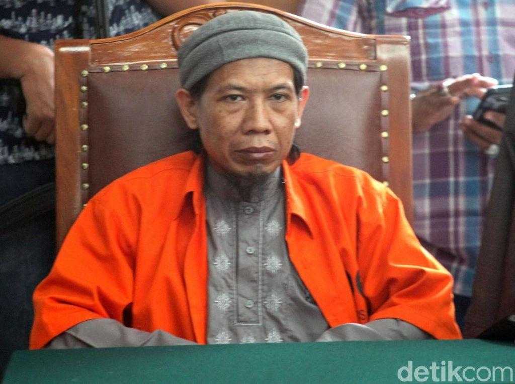 Sidang Kasus Bom Thamrin, Saksi: Aman Pernah Dilatih di Hutan UI