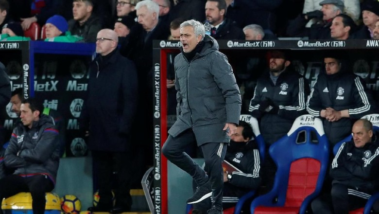 Mourinho Gembira MU Menang, tapi Tak Senang dengan Banyaknya Kesalahan
