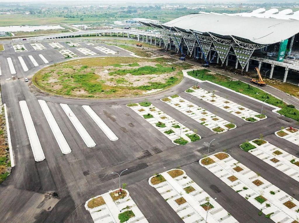 Sederet Penghematan di Bandara Kertajati, dari AC hingga WFH